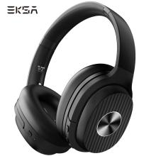 EKSA E5 Active Noise Canceling Headphone Bluetooth Wireless Headphones Foldable Over Ear Portable Headset For Phones Music USB C