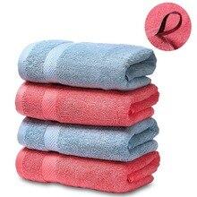 "SEMAXE Premium Cotton Hand Towels for Bathroom-Hotel, 16""x27"", Soft & Fade-Resistant Towel (4 Hand Towel Set)"