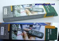 Tüketici Elektroniği'ten Pil Aksesuarları ve Şarj Aksesuarları'de DHL/EMS 5 dijital ekran SMD RC Direnç Kapasite Metre SMD test cihazı otomatik tarama MS8910 A7