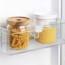 12 pièces/ensemble réfrigérateur cloison diviseur étagère de rangement multifonctionnel