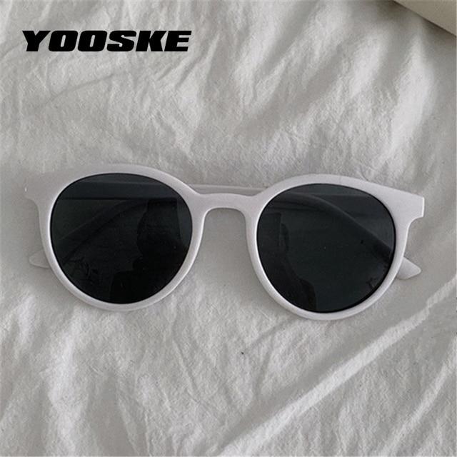 Round Sunglasses Women Brand Designer Vintage  4