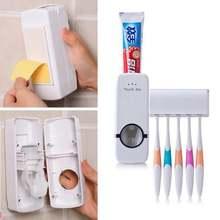 Удобный набор для чистки зубных щеток без перфорации держатель
