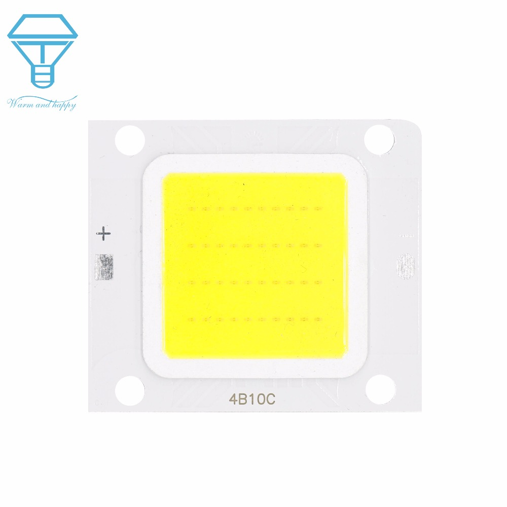 10W 20W 30W 50W 70W 100W High Power LED Chip COB LED SMD diodes For Floodlight Spotlight Bulbs Flip chip For DIY 30-34V