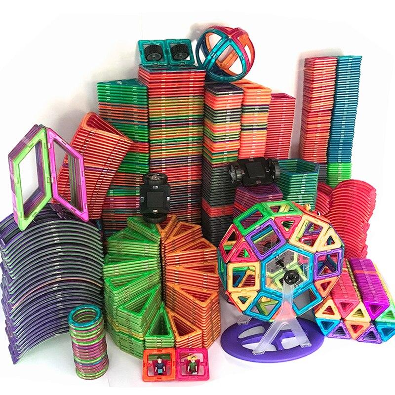 1 pçs magnético diy blocos de construção peças brinquedos de construção para crianças designer brinquedos magnéticos ímã modelo brinquedos de construção