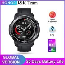 HAPPYFHONOR Watch GS Pro montre connectée homme ,autonomie de la batterie de 25 jours, GPS intégré, plus de 100 Modes dentraînement,