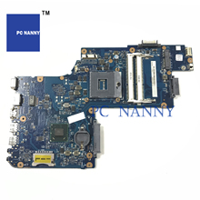 PCNANNY для Toshiba C50 C50-A материнская плата для ноутбука H000061930 HM76 DDR3 Протестирована
