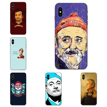 For Huawei Mate Nova 5 5i 30 Lite Pro Soft Silicone TPU Black Fashion Cell Phone Case Famous Actor Bill Murray image