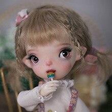 Shuga Fairy 1/6 BJD Doll Shiro Resin Dolls Full Set Ball Jointed Doll Toys Surprise Gift for Children Anime Figure