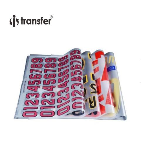 60CMx100M PET Film Roll Size Direct Transfer Printing Film For Garment Heat Transfer Paper DTF Roll Films 6