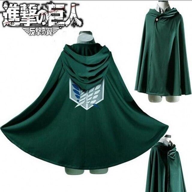 Capa del Cuerpo de Exploración de Shingeki no Kyojin Cosplay Shingeki No Kyojin