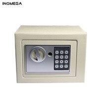 Home Electronic Safe Box With Digital Keypad Lock Mini Lockable Jewelry Storage Case Safe Money Cash Storage Box