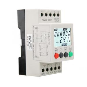 Image 5 - JVR800 2 Sotto Sopra Protezione di Tensione 3 Fase di Monitoraggio della Tensione Relè di Protezione Sequenza di Nuovo