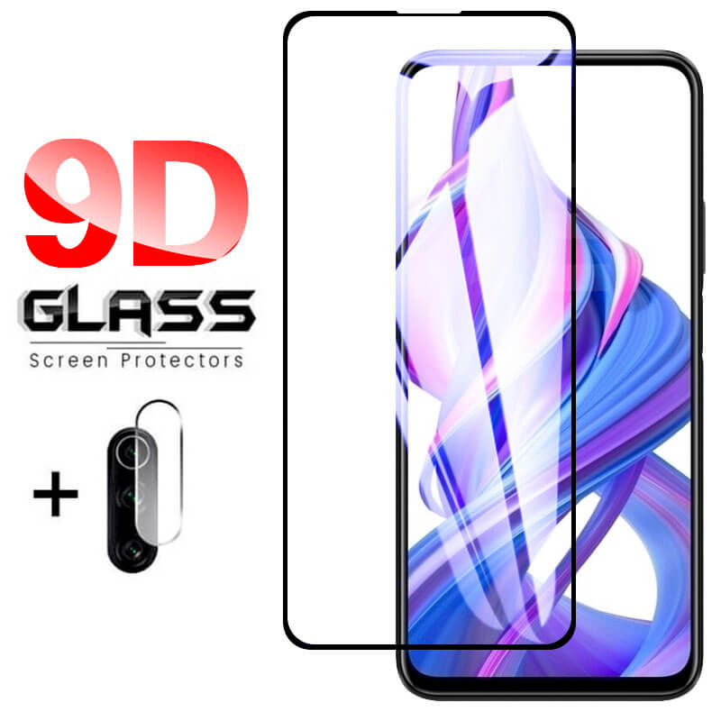 Protective Glass For Honor 9X 10 Lite 10i 20 Lite Camera Glass Protector On Huawei P30 Light P 30 Honer X9 Front Hard Film Cover