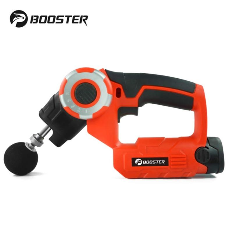 Booster Lite pistolet de Massage masseur de muscles électronique portable Rechargeable Theragun Muscle Hypervolt récupération masseur de Percussion