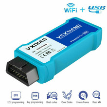 цена на VXDIAG VCX NANO Car OBD2 Diagnostic Tool For GM / OPEL GDS2 WIFI Version
