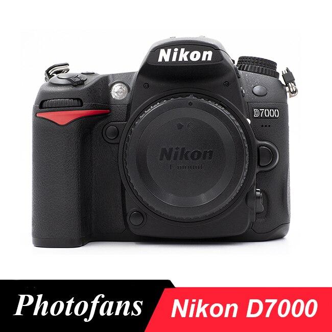 Камеры Nikon D7000 DSLR (новинка)
