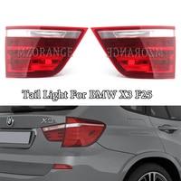 Tail Light For BMW X3 F25 Tail Brake Lamp headlight fog light Fog lamp taillights Car Light Assembly MZORANGE