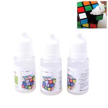1 шт. Z-смазки, Магический кубик, смазки смазочного масла 10 мл Cubo Магия выполненный в стиле Мару масла для куба, лучшей силиконовой смазки, лучшей силиконовой смазки игрушка