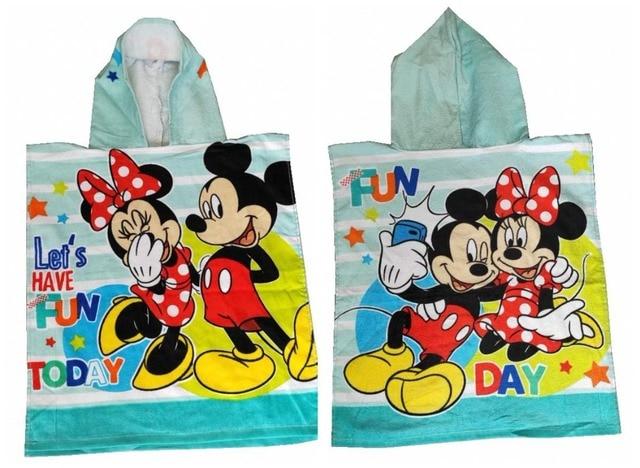 JASMINE Aladdin Mermaid Princess Bath Towel for Kids Cotton Toddler Robes