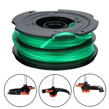 5Pcs Dual-Line Trimmer String Spool Replacement for Black Decker DF-080-BKP image