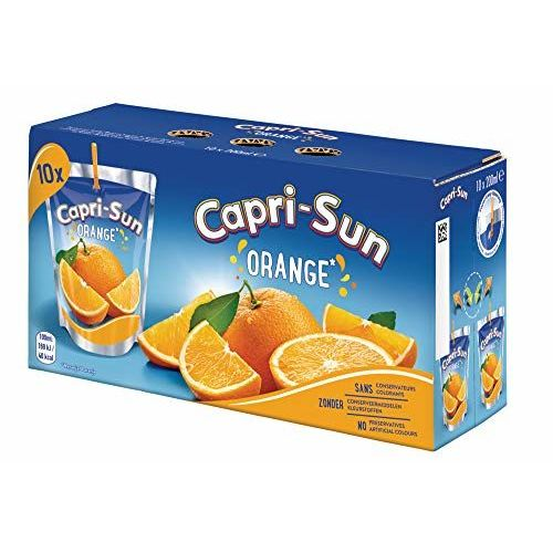 Capri-Sun Orange 20cl (pack De 10)