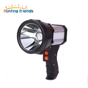 Image 1 - Superbright Tactical Handheld Spotlight Gun Flashlight Rechargeable 18650 Battery Included 3 mode Light USB Power Charger