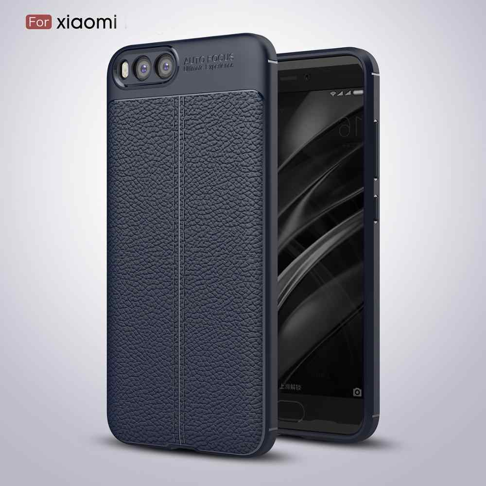 Imitation-leather phone case for xiaomi 6 5X 6X A1 Note 3 5s Redmi Note 4 4X 4S 5 6A 8 SE Plus MAX 2 5A Y1 Lite Pro Prime MIX2 S