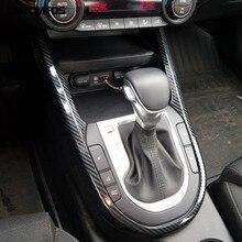 Pour Kia Forte Cerato k3 2019 2020 en Fiber de carbone porte poignée attraper couverture moulage garniture autocollant accessoires extérieurs voiture style