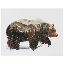 Gatyztory Рамка Картина Сделай Сам Рисование по номерам животные