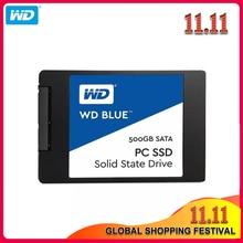 Solid-State-Drive Notebook Internal SATA Blue 100%Original Hard-Disk Ssd 250gb 500GB