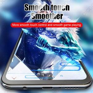 3Pcs Volle Abdeckung Gehärtetem Glas Für Xiaomi Redmi Hinweis 9 8 7 5 6 9S Pro Max Bildschirm protector Für Redmi 8A 8 7 7A 9 9A 8T Glas