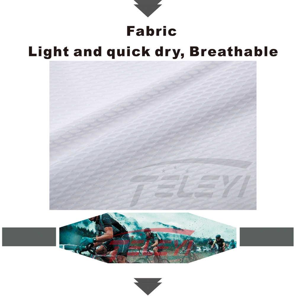 TEAM DECEUNINCK PRO koszulka kolarska 20D żelowe spodenki rowerowe garnitur MTB Ropa Ciclismo męskie letnie rowerowe Maillot culotte odzież