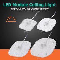 LED Modul Quelle Decke Lampe 220V 6000-6500K SMD LED Chip Platz Umrüstung Die Startseite Schlafzimmer Küche magnet Lampe Beleuchtung