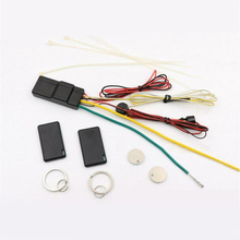 Immobilizer for DC 12V Vehicles RF Engine-Lock Anti-Hijacking Strong-Compatibility W/circuit-Cut