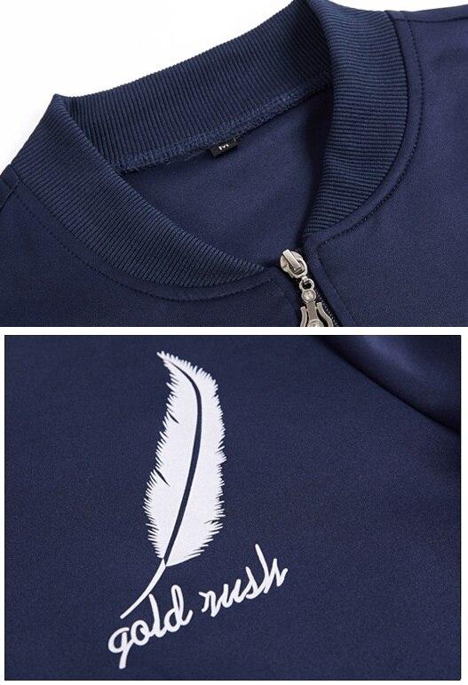 Men Fashion Sets 2PC Autumn Two Pieces Casual Tracksuits Male Zipper Sweatshirt+Sweatpants Suits Men Plus Size 2PC Sportswears 4