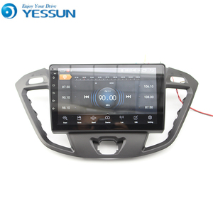 Image 5 - For Ford Transit Custom Tourneo 2012 2017 Car Android Multimedia Player Radio GPS Navigation Big IPS Screen Mirror Link Stereo