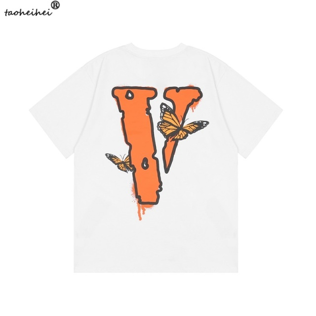 VLONE Legends Never Die Butterfly Shirts 1