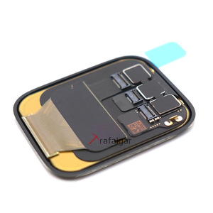 Image 3 - Pantalla de 40mm y 44mm para Apple Watch serie 4, pantalla LCD, montaje de Digitalizador de pantalla táctil, pantalla S4 con cinta adhesiva