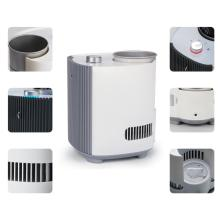 Mini Luxury 3 In 1 Portable Personal Air Conditioner,Purifier.Cup Cooler/heater DC12V 36W Cup Cooler,In Car Drinks Cooler