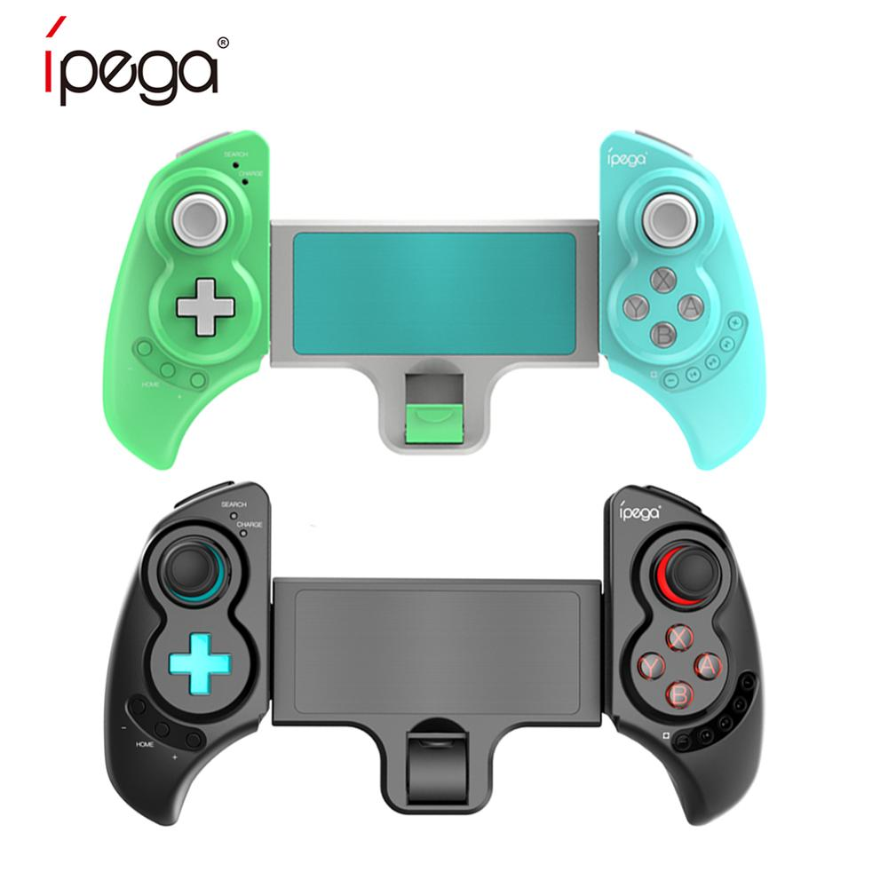 IPEGA PG-SW029 Telescopico Bluetooth Gamepad Joystick per Interruttore PS3 Android PC 6-Axis Vibrazione Controller di Gioco Wireless