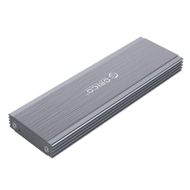 ORICO <font><b>USB</b></font> <font><b>3.1</b></font> Type-C Hard Disk Drive Case <font><b>Box</b></font> 5Gbps Aluminum Alloy M.2 NGFF <font><b>SSD</b></font> Enclosure for Windows Mac OS Linux PC image