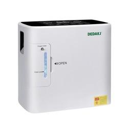 Generador de oxígeno 1L-6L en STOCK, máquina para hacer oxígeno de 110V/220V, máquina DDT-1S oxigenación, purificador de aire, versión en inglés