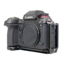 L Plate Quick Release Plate Vertical Bracket For Panasonic Lumix S1R S1 Camera