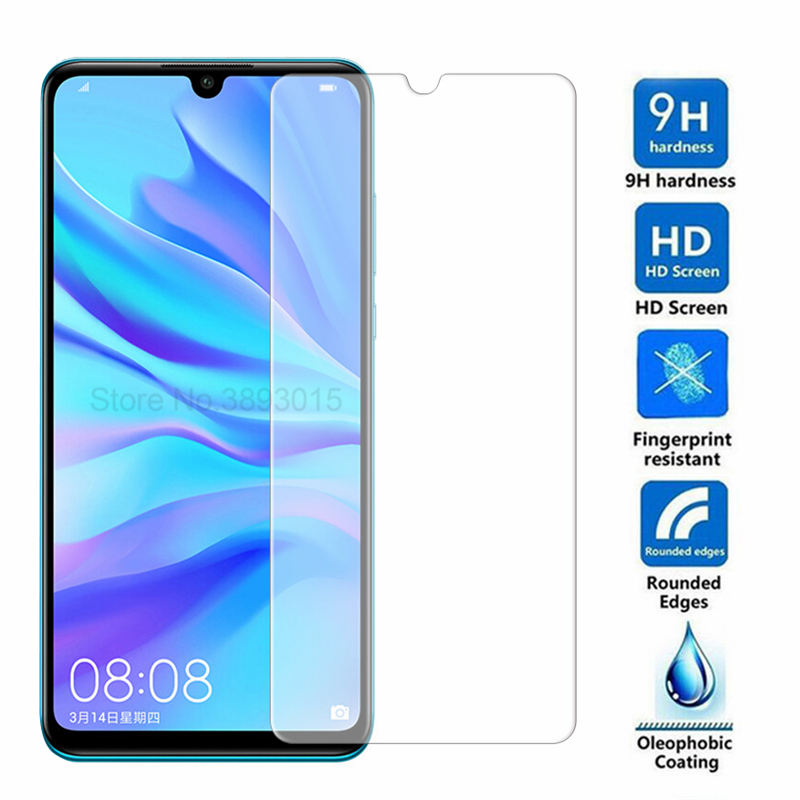 9H Anti-Burst Protective Glass For Huawei Y5 Lite Y6 Y7 Prime 2018 Y7S Y7 Pro Y9 P Smart Z 2019 Tempered Glass Screen Protector