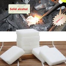 Алкогольный блок горения крепкий алкоголь блок твердого топлива таблетки гексаметиленететрамин белый прочный сгорания открытый пилот