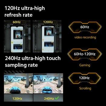 "Global Version POCO X3 NFC 6GB Mobile Phone Snapdragon 732G 64MP Quad Camera Smartphone 6.67"" 120Hz 5160mAh 3"