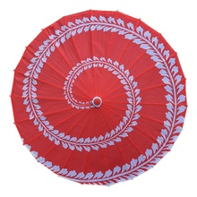1PC Japanese style Vintage bamboo silk umbrella wedding parasol Dance Props Lightweight Rain Gear Wooden Handle Craft vintage chinese printed dance craft umbrella theme party decorative oiled paper parasol