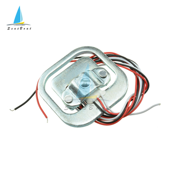1Pcs 50kg Human Scale Load Cell Weight Sensors Body Load Cell Weighing Sensor Pressure Sensors Measurement Tools image