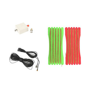 Hot 3C-LW1650 Portable Long Wire 1.6-50mhz HF Antenna For Rt.Sdr USB Tuner Receiver