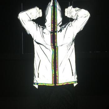 Hip hop men 2019 autumn trench coat nigh jogger reflective long windbreaker zipper irregular cloak ribbon gothic jacket clothing cotton autumn black hip hop long trench coat men japanese winter streetwear casual jacket men s hooded army green windbreaker